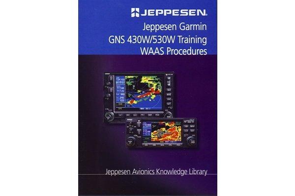 Jeppesen Sanderson Jeppesen Garmin GNS 530W/430W Training - WAAS Procedures