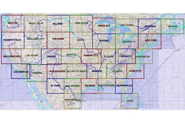 FAA / NACO Distribution Division Sectional: Salt Lake City