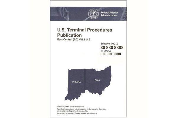 FAA / NACO Distribution Division Approach: EC2