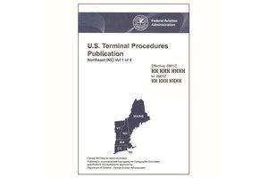 FAA / NACO Distribition Division Approach: NE1