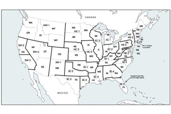 FAA / NACO Distribition Division Approach: NE3