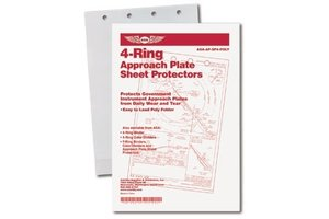 ASA NACO Approach Plate Sheet Protectors (Easy Fit)