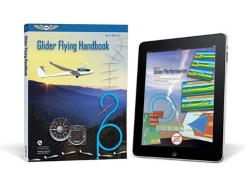 ASA Glider Flying Handbook eBundle
