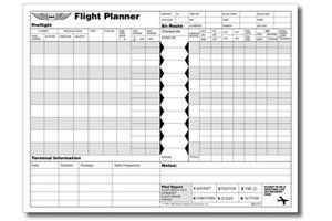 ASA Flight Planner Pad