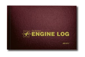 ASA Engine Log (Soft Cover)