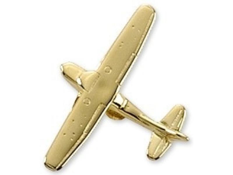 Pin: Cessna 172 Gold