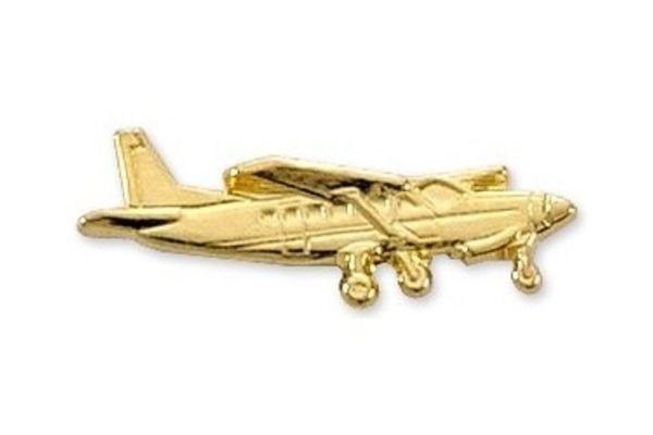 Pin: Caravan Gold