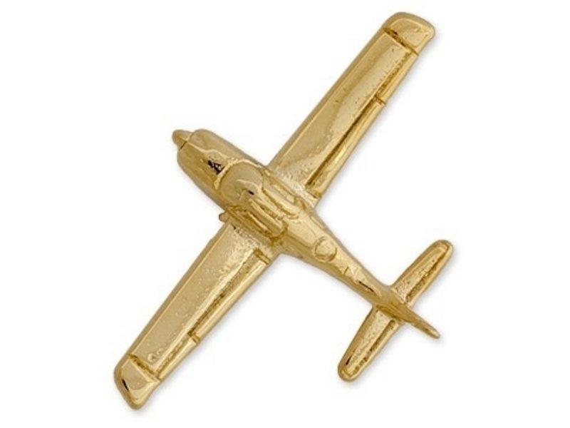 Pin: Cirrus Gold