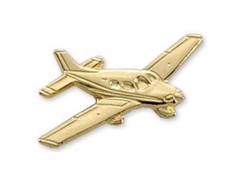 Pin: Piper Archer II Gold