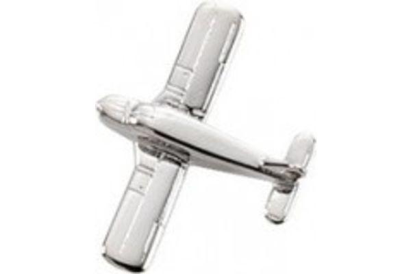 Pin: Piper Cherokee Silver