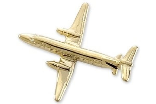 Pin: Beech 1900 Gold