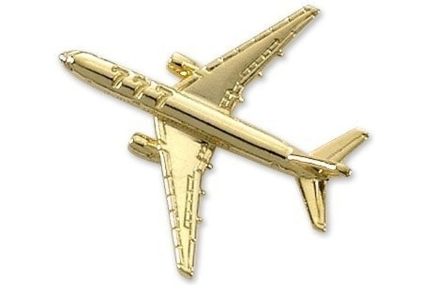 Pin: Boeing 777 Gold