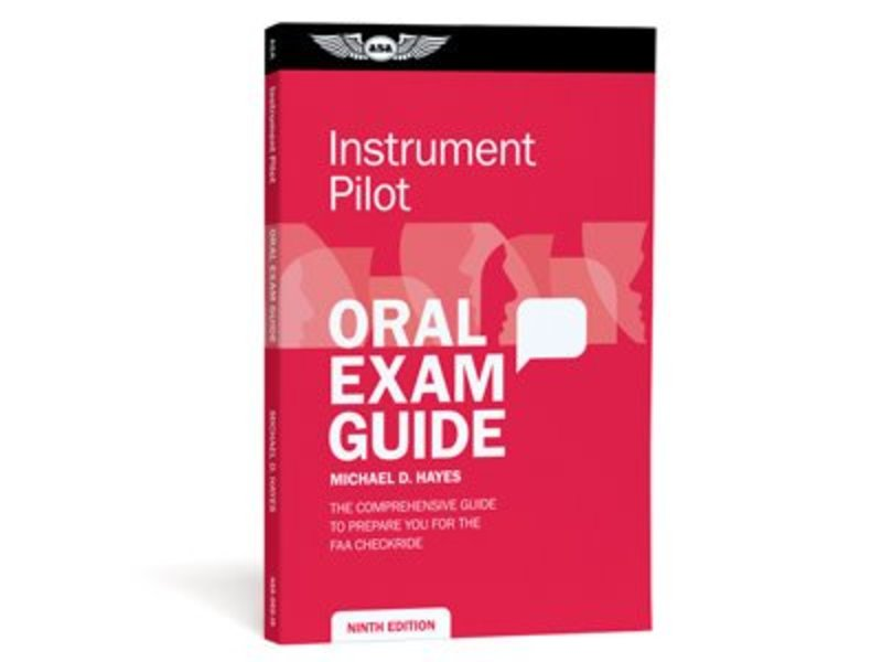 Avico Instrument Oral Exam Guide