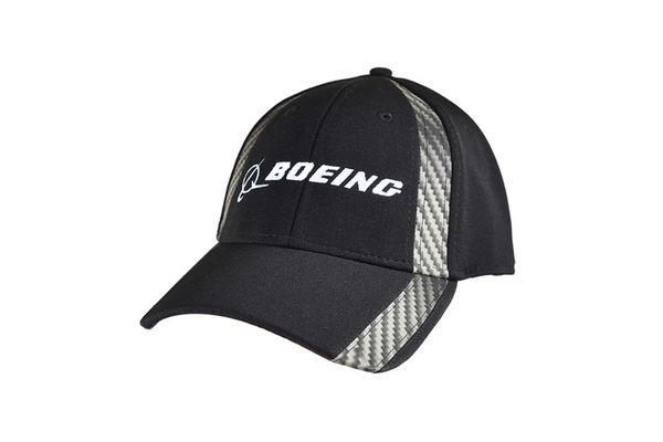 The Boeing Store Cap: Boeing Carbon Fiber