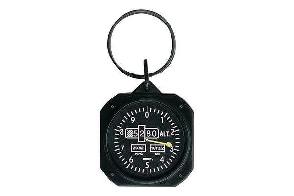 Keychain: Altimeter