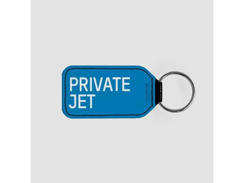 Keychain: Private Jet