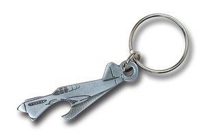 Keychain: Bottle Opener P-40