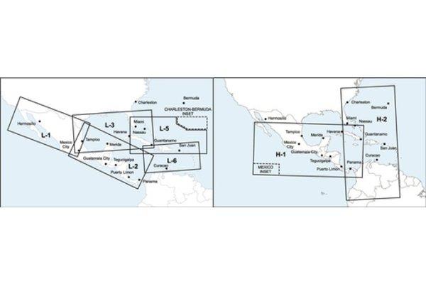 Enroute Low Caribbean L1-L2