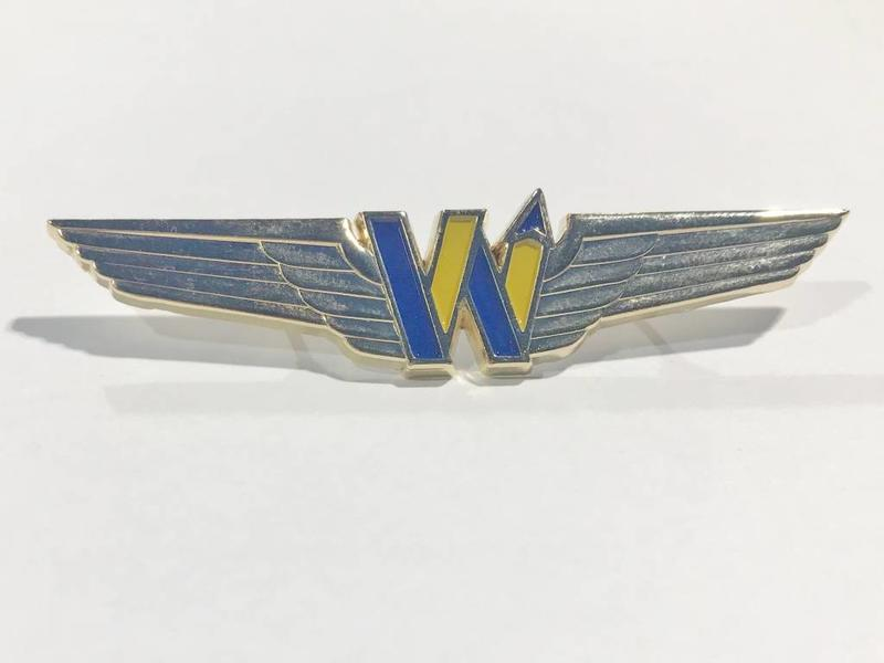 Wings: Wayman Gold Logo