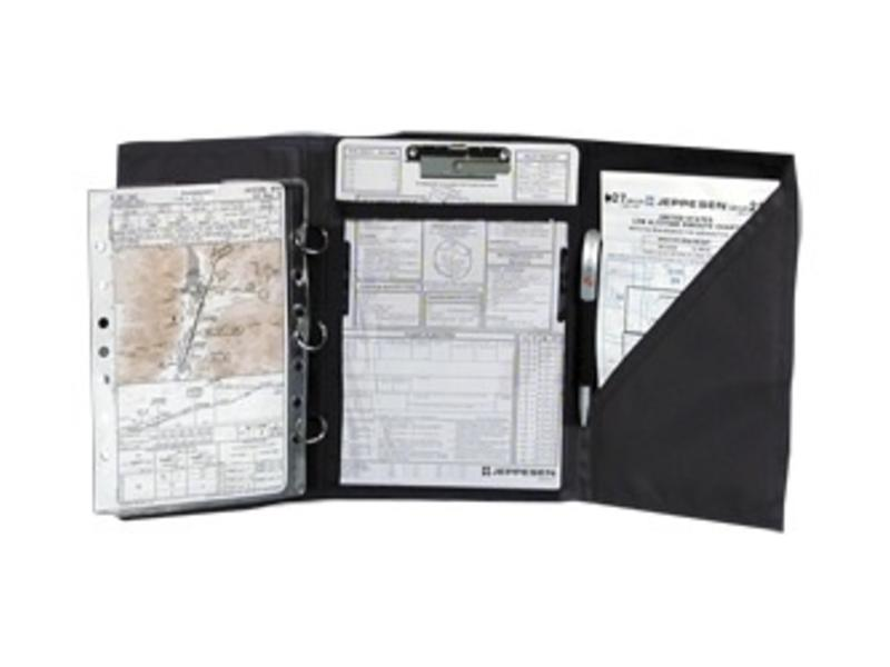 Jeppesen IFR Three Ring Trifold Kneeboard