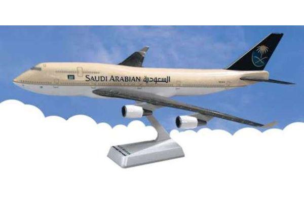 Daron World Trading Inc. B747-400 Saudi Arabian 1/200
