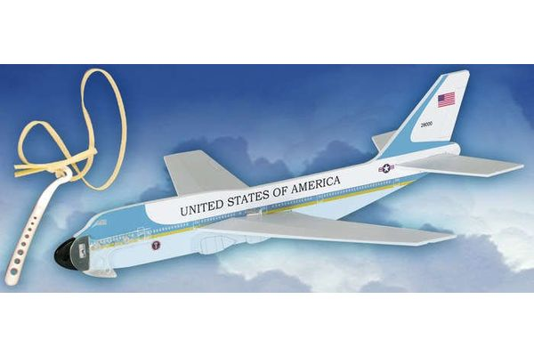 Daron World Trading Inc. Air Force One Aircraft Glider W/Launcher