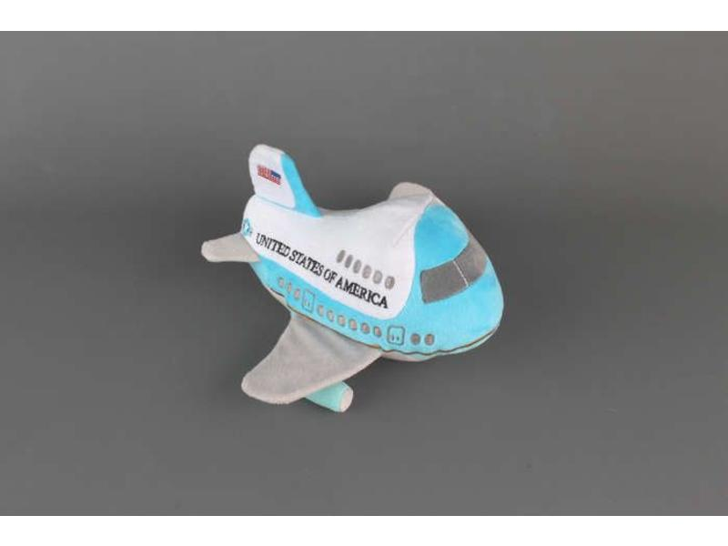 Daron World Trading Inc. Air Force One Plush W/ Sound New Large