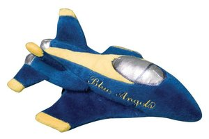 Daron World Trading Inc. BLUE ANGELS PLUSH TOY - NO SOUND