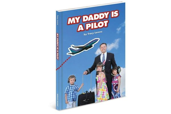 My Daddy Is A Pilot