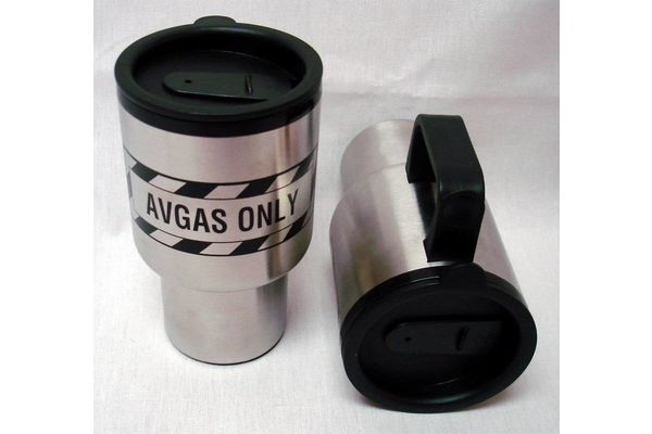 Aero Phoenix Coffee Mug AVGAS ONLY