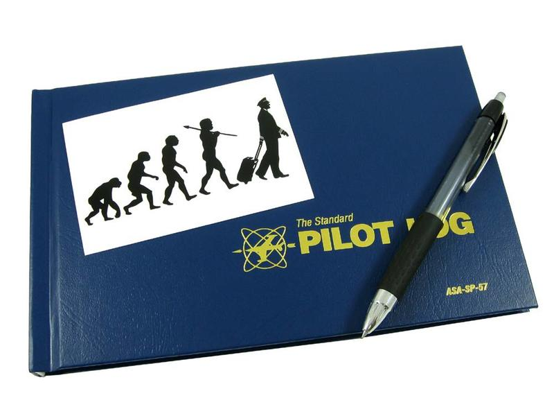 Sticker: Pilot Evolution