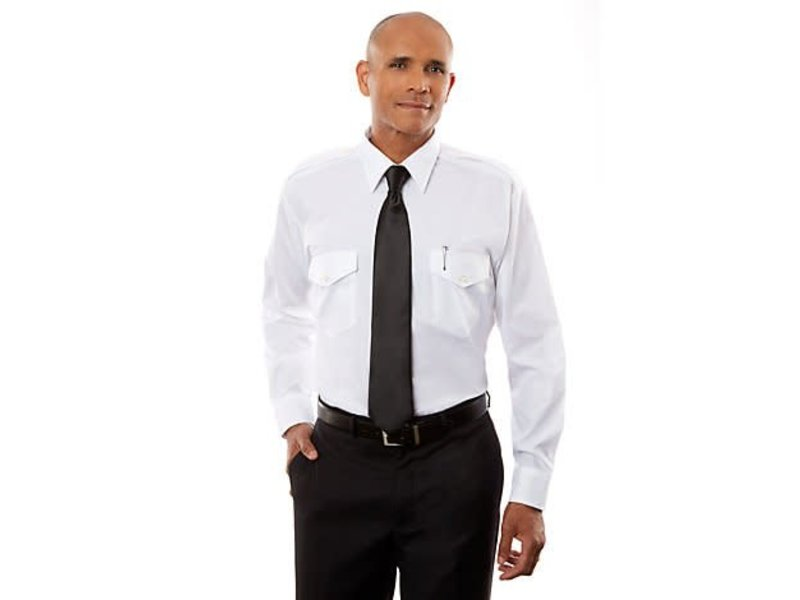 Phillips Van-Heusen Corp Shirt: Aviator Long Sleeve