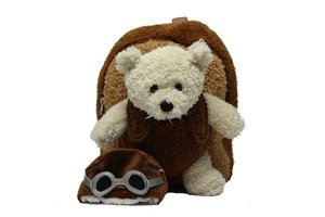 Aviation Bear Backpack