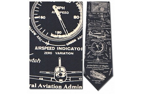 Tie: Principles of Flight