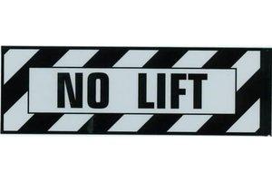 Aero Phoenix Sticker: No Lift