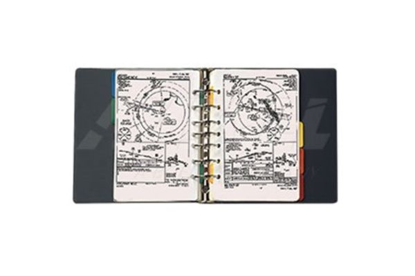 AVIALL Approach Plate  Binder 7 Ring