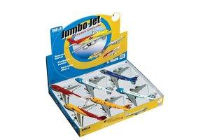Jumbo Jet Pullback Toy