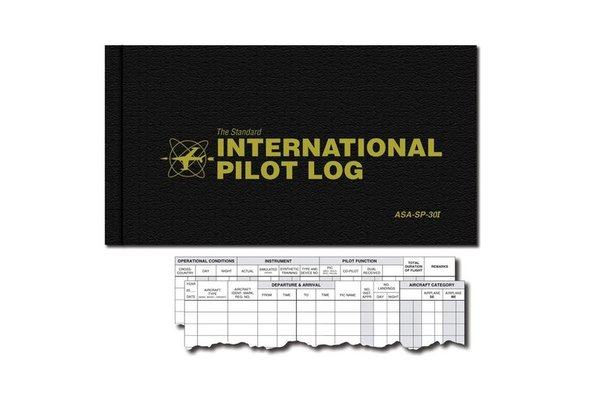 International Pilot Logbook