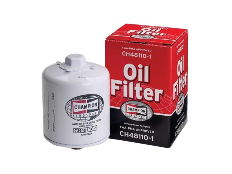 Oil Filter: CH48110-1