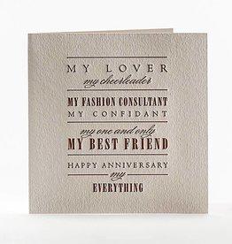 Elum Designs My Lover Card