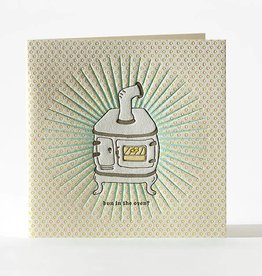Elum Designs Bun in the Oven Card