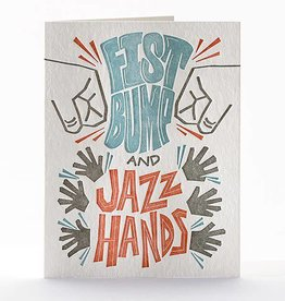 Elum Designs Fist Bumps Card
