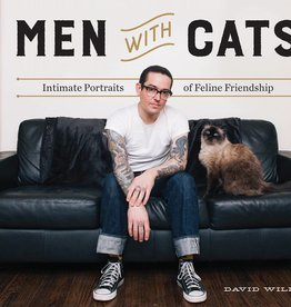 Penguin Random House LLC Men with Cats