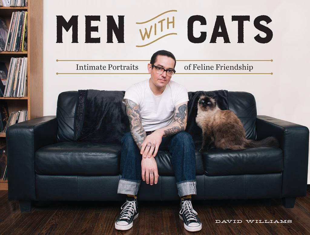 Penguin Random House LLC Men with Cats