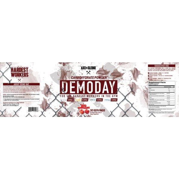 Axe & Sledge Demo Day