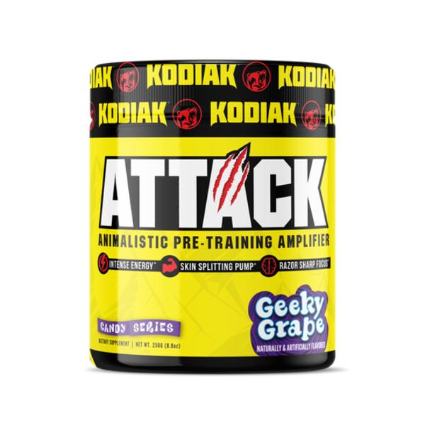 Kodiak Nutrition Attack