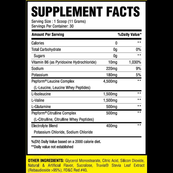 Kodiak Nutrition Ammo