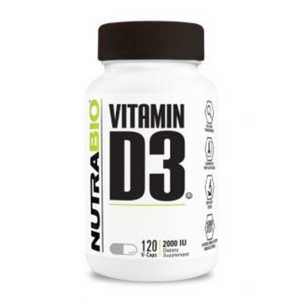 Nutrabio Vitamin D (2000mg)