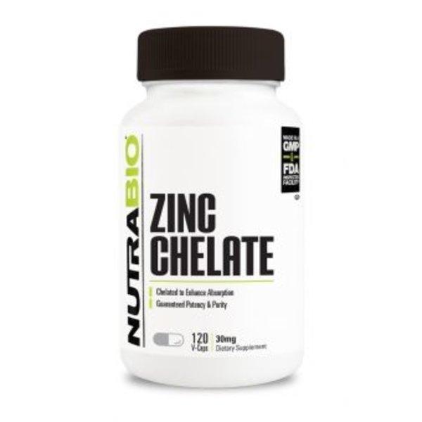 Nutrabio Chelated Zinc