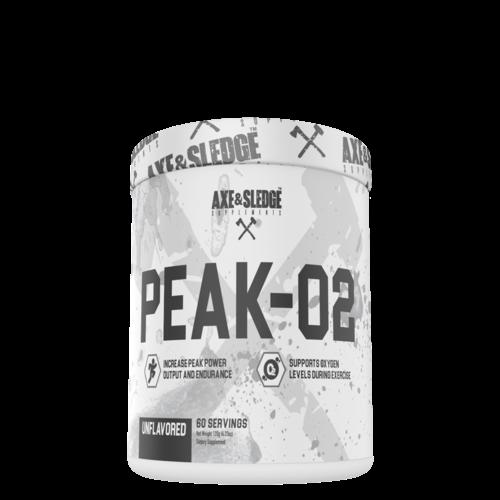 Axe & Sledge Peak02